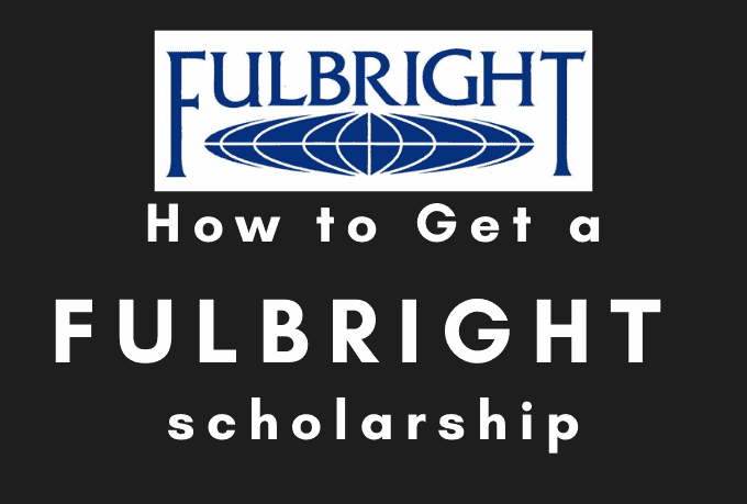 how to get a fulbright scholarship