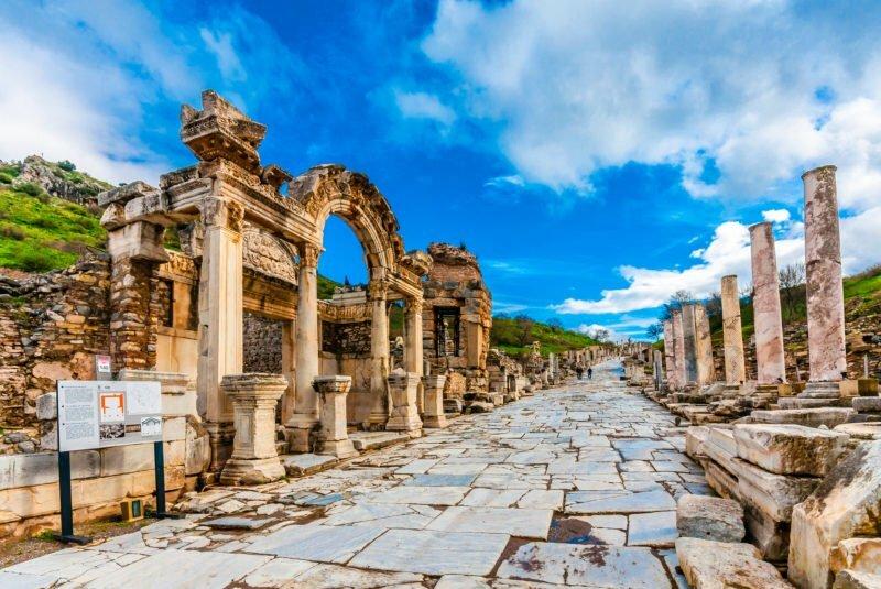 Explore the Ruins of Ephesus
