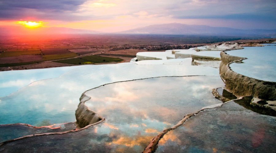 Top-Rated Things to Do in Turkey Soak in the thermal waters