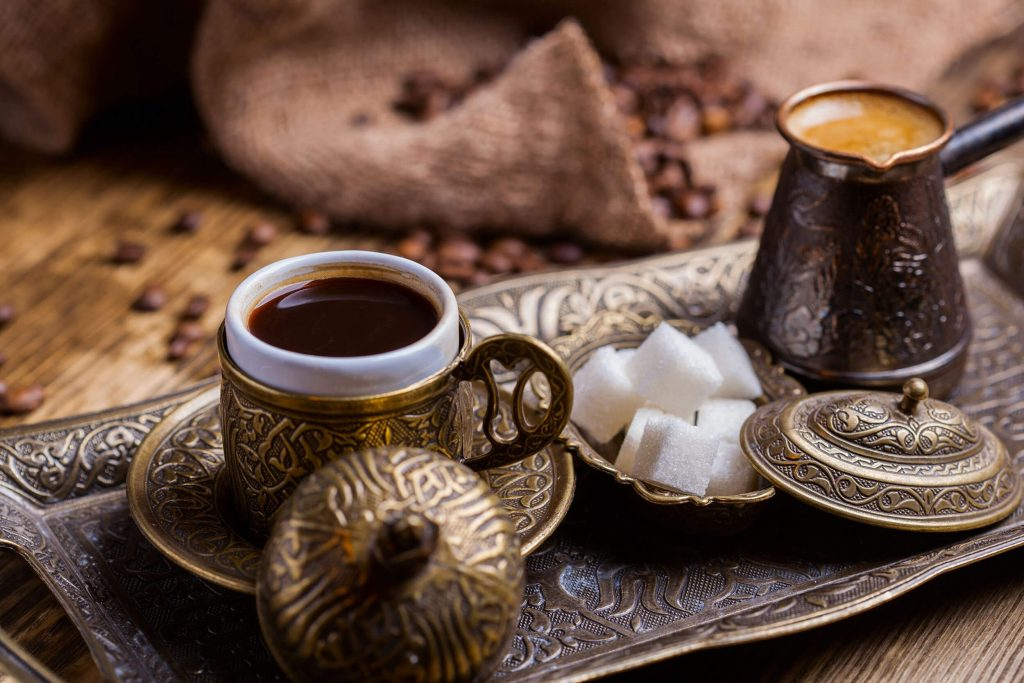 Sip a cup of Turkish coffee Top-Rated Things to Do in Turkey