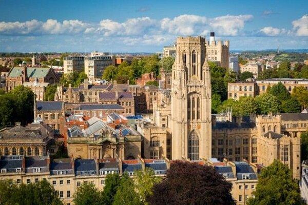 The University of Bristol Top university in UK