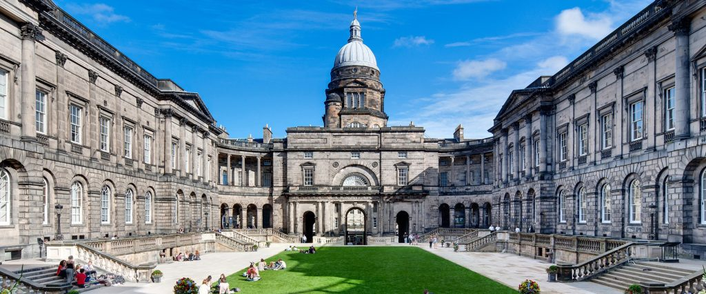 University of Edinburgh TOP UNIVERSITIES IN THE UK