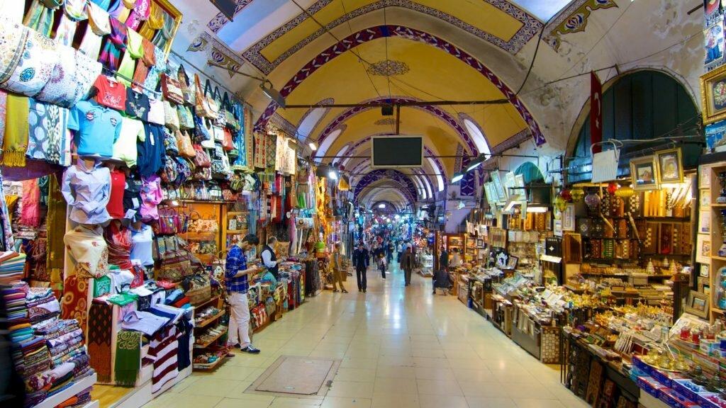 Visit the Grand Bazaar